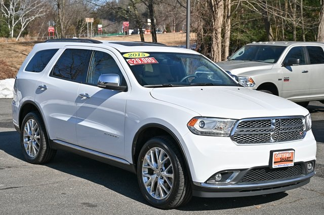 Certified Pre-Owned 2015 Dodge Durango Citadel