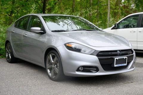 Certified Pre-Owned 2015 Dodge Dart Limited/GT
