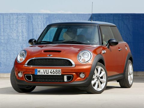 Pre-Owned 2012 MINI Cooper S Base